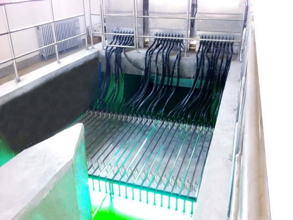 明渠紫外线消毒设备