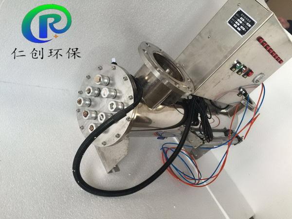 自清洗式紫外线消毒器2