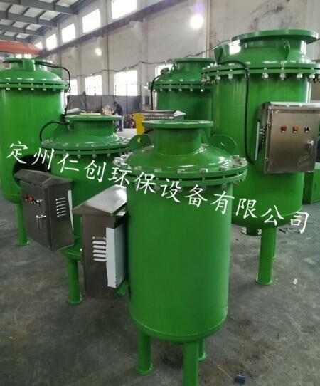 全自动全程综合水处理器